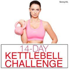 14-Day Kettlebell Challenge