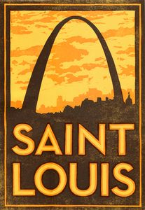 In the early 1800s, St. Louis was the converging point for southerners from the Carolinas and Tennessee and Yankees from New England, Ohio, and Indiana. The town burgeoned into a full-blown city in the first half of the nineteenth century. The population of St. Louis increased 228 percent between 1810 and 1820. It doubled between 1835 and 1840, and again by 1845; in ten years St. Louis went from half to twice the size of Pittsburgh.