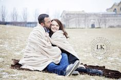 Winter engagement pictures at Forest Park in St. Louis, MO. Photo by Little Keepsakes Photography. http://www.facebook.com/lkphoto85
