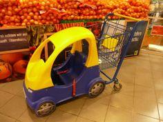 Das Einkaufen mit Kindern meistern | 1-2-family.de