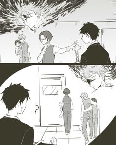 Part 5 of 5. Lol kaminaga it's nit sakuma's fault #kaminaga #jitsui #miyoshi #sakuma