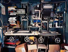 Una mirada a un cuarto obscuro en tiempos de la fotografía digital