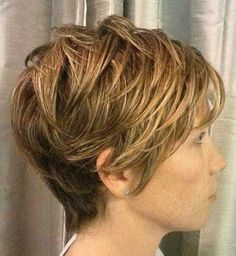 Textured Short Hairstyles 6