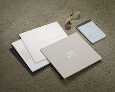Nike Sportswear Internal Launch Book Opolis, Portland, Oregon, 2008 AIGA Design Archives