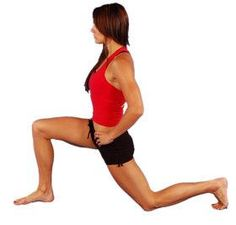 Running Knee Pain: Running Stretches to Heal and Prevent Knee Injuries - Shape Magazine; post seems directed towards women but it definitely applies to everyone! Hip Pain, Knee Pain, Back Pain, Sciatica Exercises, Stretching Exercises, Dynamic Stretching, Hip Stretches, Flexibility Stretches, Bursitis Hip
