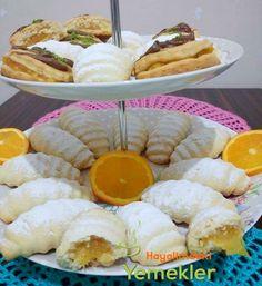 Portakallı Kurabiye Tarifi | Resimli Yemek Tarifleri Hayalimdeki Yemekler
