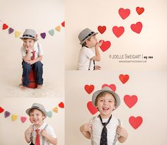 Multicolored Heart Banner - Cute Valentine Photo Session Ideas for Kids Photography Mini Sessions, Holiday Photography, Toddler Photography, Photo Sessions, Photography Props, Sibling Photography, Photography Studios, Photography Marketing, Photography Tutorials
