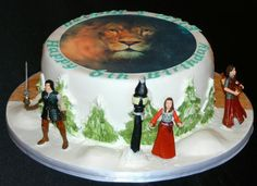 Narnia Birthday Cake - Google Search