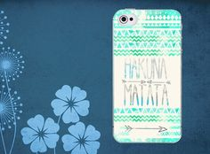 iphone iphone 5 4/4s  rubber or hard hakuna matata iphone cases for rubber or hard case (156)