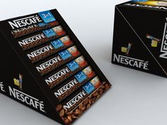 Nescafe #packaging #package #design