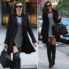 These Boots Were Made For Walking — This Look Was Made to Steal