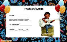 Kit Imprimible de Coco Disney descarga gratis | Todo Peques