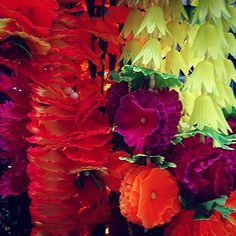 #Flower decorations everywhere! Time for another celebration and #festivities #nepal