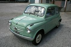 Move over the Fiat this 1958 Fiat 600 II Series has just won us over. The car was actually registered in Italy in March 1958 and according to the Fiat 600, Italy In March, Ebay Watches, Fiat Cars, Nissan 370z, Drag Racing, Auto Racing, Audi A5, Cute Cars
