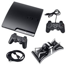 Experience gaming, blu-ray movies, music, and online services with the PlayStation 3 system! #shopnbcFavorites