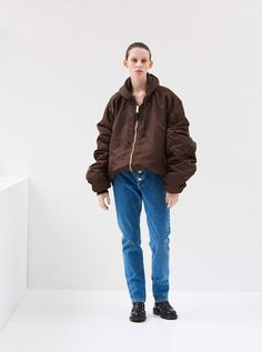 Arms, Bomber Jacket, Winter Jackets, Normcore, Clothes, Inspiration, Style, Fashion, Winter Coats