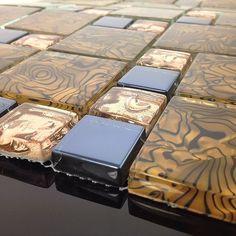 Beautiful High Quality Glass Mosaic Wall Tiles-Kitchen/Bathroom #J01 (SAMPLE)