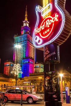 10 Best Places In Poland To Visit This Year - Hand Luggage Only - Travel, Foo. Warsaw City, Warsaw Poland, Poland Travel, Spain Travel, World Cities, Best Cities, City Vibe, Neon Nights, Night City