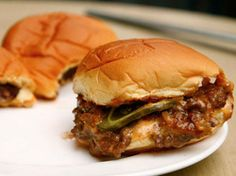 The Ultimate Sliders | Serious Eats : Recipes