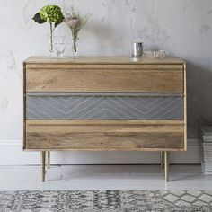 Toshi Chest of Drawers | Atkin and Thyme
