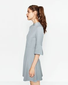 Image 4 of A-LINE DRESS from Zara