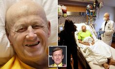 PICTURED: TNT's Craig Sager gets third marrow transplant