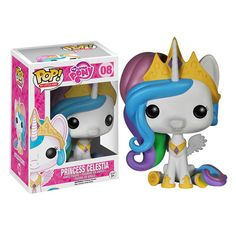 Princess Celestia Pop! Vinyl Figure - Funko - My Little Pony