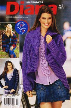 *Diana 2 2011, knitting,