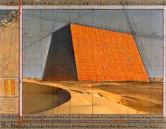 Mastaba Christo + Jeanne-Claude