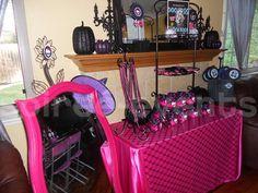 Monster High Halloween Soireé | CatchMyParty.com