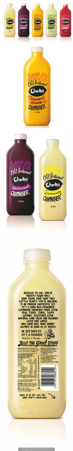 Charlies packaging love curated by Packaging Diva PD created via…