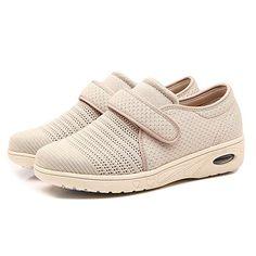 81fde8c10a5 Women s Air Cushion Swollen Foot Shoes