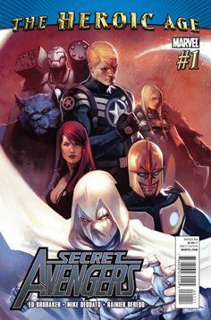 Secret Avengers Vol. 1 #1