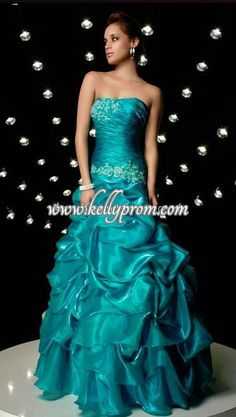 Alyce Prom Dresses - Style 6504