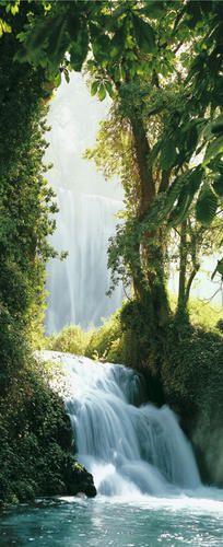 Zaragoza Falls at Menards