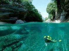 Linapacan Island, Palawan, Filipinas. Conheça outros 7 lugares incríveis para mergulhar em águas cristalinas... #mergulho #viagem