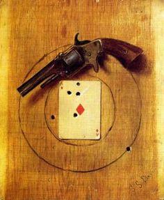 Pistol and Ace, De Scott Evans, unknown date