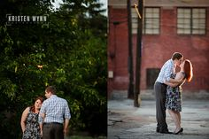 Laura and Tim – Engagement Session | Kristen Wynn Photography