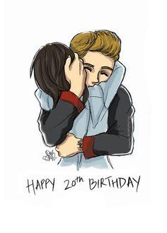 Happy birthday Justin bieber :)