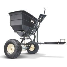 Agri-Fab 45-0329 ATV Towed Broadcast Spreader Part Number AG45-0329 Warranty 3 Year Warranty The Agri-Fab 45-0329 broadcast spreader cuts down the