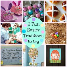 The Thriftiness Miss: 8 Fun Easter Traditions to Adopt This Year