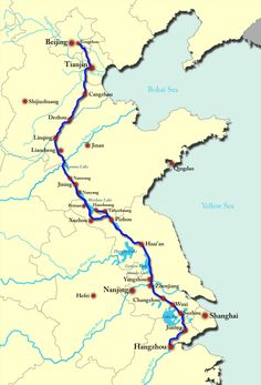 Unesco world heritage site the grand canal china travel unesco grand canal china beijing hangzhou grand canal connects the yellow and yangtze rivers gumiabroncs Image collections
