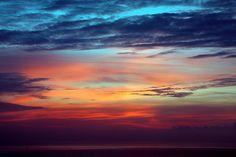 Tramonto in Costa Azzurra by Massimo Lessona, via Flickr