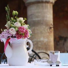 BATTESIMO AL CASTELLO #baptism #sweet #pink #party #details #elisabettacardanievents #elisabettacardaniflowers