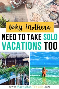 Traveling is an amazing way to rest and rediscover yourself, especially after you become a mother, and you need some time to reconnect with yourself. Why Mothers Need to Take Solo Vacations Too: Solo Travel Guide I Solo Travel for Moms I Why Mothers Need to Travel Solo I How to Plan Travel as a Mother I Moms Need Solo Vacations I Solo Vacation in Tulum, Mexico I Travel to Mexico #solotravel #mexico Bucket List Destinations, Travel Destinations, Travel Deals, Travel Guides, Solo Vacation, European Travel Tips, Travel Aesthetic, Mexico Travel, Travel Essentials