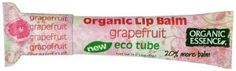 Lip balm in a compostable package