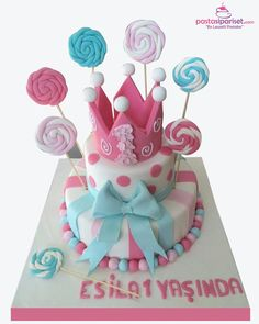 Kraliçe Doğum Günü Pastası