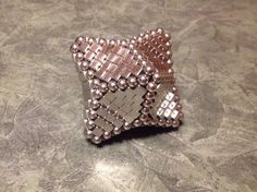 Truncated cubeoctahedron made from Buckyballs and BuckyCubes #ZenMagnets #Neocube #Gustoph #Buckyballs #Nanodots