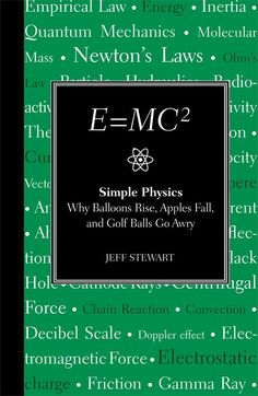 """You don't have to be Einstein to understand quantum physics. With amusing examples from film, TV, and history, learn how physics affects everything in your surroundings--without the use of mind-bending math or the need for a particle accelerator. With E=MC2, you'll learn: When forces balance: Simple answers to questions such as, """"Why do balloons rise while apples fall?"""" The Good, the Bad, and the Impossible: Why The Good, the Bad, and the Ugly is full of absurdities. (For someone whose…"""