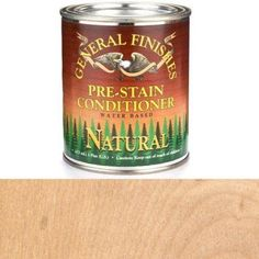 General Finishes Water Based Wood Espresso Stain Pint for sale online Maple Stain, Oak Stain, Walnut Stain, Walnut Wood, Staining Oak Cabinets, Espresso, Water Based Wood Stain, Mahogany Stain, General Finishes